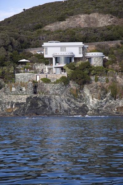 villa dal mare