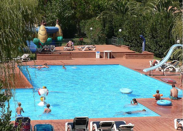 Residence venturina toscana utaz s - Piccola piscina ...