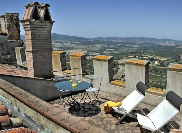 tetto terrazza