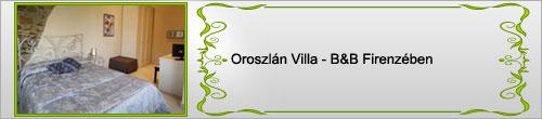 Villa-BB-Firenzében
