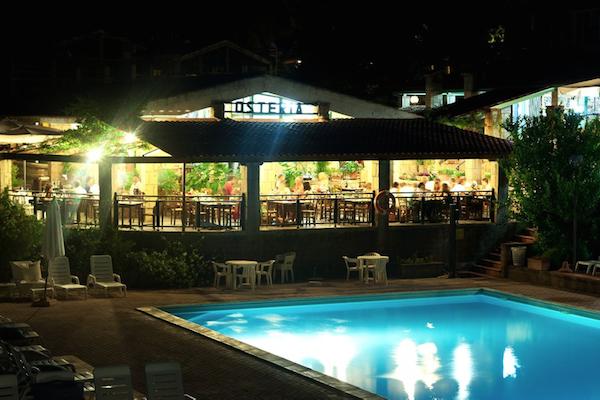 ristorante notte
